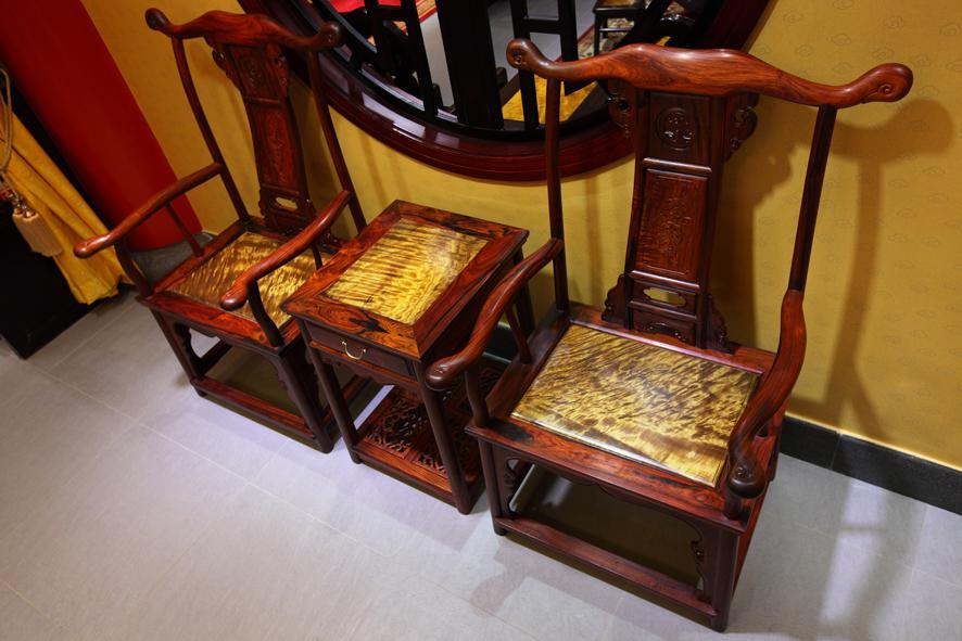 上海古红轩红木家具厂